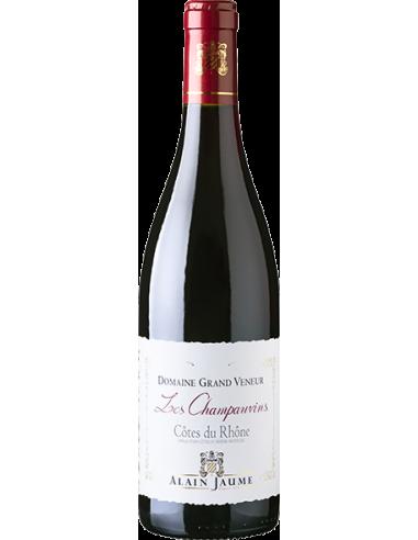 LES CHAMPAUVINS   Côtes du Rhône - 0.75 L 2016