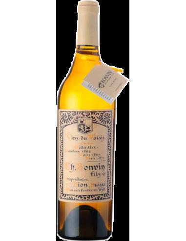 BONVIN - Cuvée 1858 Blanc - 0.75 L 2016