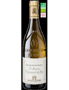 MIOCENE Blanc   Châteauneuf-du-Pape - 0.75 L 18