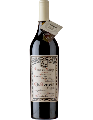 BONVIN - Cuvée 1858 Rouge - 0.75 L 2017