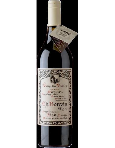 BONVIN - Cuvée 1858 Rouge - 0.75 L 2018
