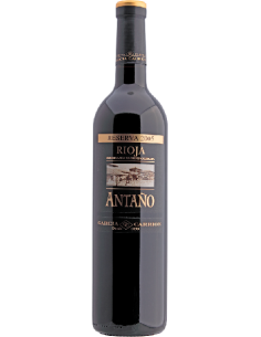 ANTANO Rioja Reserva DOCa - 0.75 L 2013