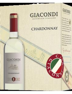 GIACONDI Chardonnay | Bag in Box de 3 litres