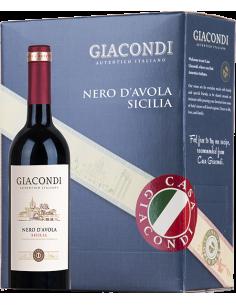 GIOCONDI I Nero d'Avola - Bag in Box - 5 L