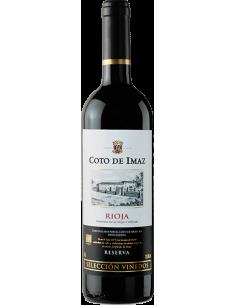 COTO DE IMAZ | Rioja tinto Reserva - 0.75 L 2014