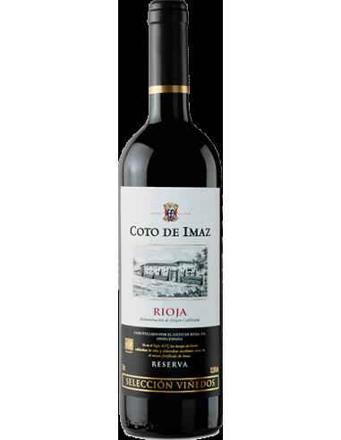 COTO DE IMAZ   Rioja tinto Reserva - 0.75 L 2014