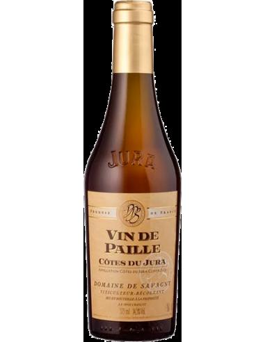 Côtes du Jura - Vin de Paille Blanc - 0.375 L 2012