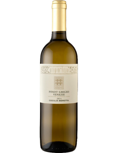 CECILLIA BERETTA | Pinot Grigio LUNA - 0.75 L